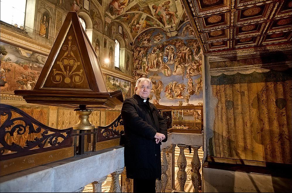 Monsignor giuseppe liberto il maestro della musica del papa for Maestro nelle planimetrie principali